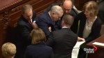 Minnesota Gov. faints while delivering remarks at State Capitol