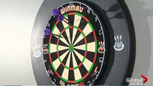 Dart player Emily Alford