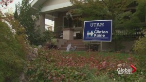 Utah: State to watch during US election