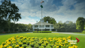 The Masters: Augusta's historic clubhouse