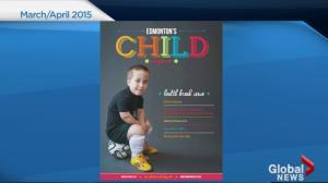 Edmonton's Child: Health and Wellness edition