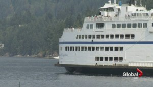 BC Ferries looks at cancelling a popular route