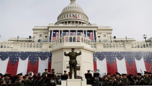 U.S. presidential inaugurations by the numbers
