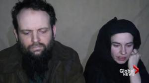 Canadian hostage in Afghanistan desperate plea for help
