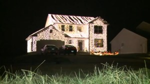 Ohio man recreates National Lampoon's Christmas Vacation home