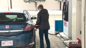 Lethbridge motorists confused over recent hike in gas prices