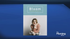"Estee Lalonde on her new book ""Bloom: Navigating Life and Style"""