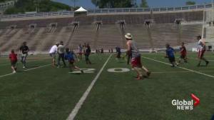 Students rewarded with Molson Stadium field trip
