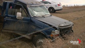 Man charged after RCMP chase through Southern Alberta