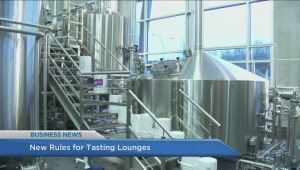 BIV: New rules for tasting lounges