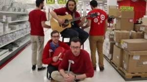 "Semisonic's ""Closing Time"" immortalized in Target Canada closing viral video"