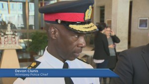 Winnipeg police cadets on the chopping block: Chief