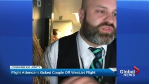 WestJet investigating after Toronto couple escorted off aircraft