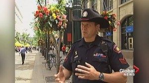 Calgary police officer charged with assault after alleged on-duty incident with ex-wife