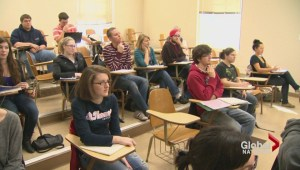 N.B. government offering free tuition to keep students in province