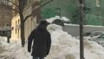 'It's deplorable': parents frustrated with sidewalks around schools