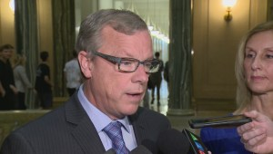 Premier Wall responds to Ottawa's carbon tax plan