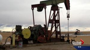 Alberta oil industry pitches plan to deal with old wells