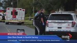 Shooting in Surrey leaves one man dead
