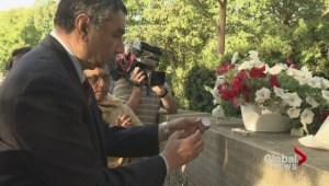 Air India victims remembered at vigil