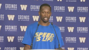 RAW: Blue Bombers TJ Heath – July 12