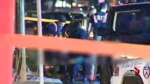 Double shooting leaves one dead, another injured in downtown Toronto
