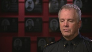 Calgary Police Chief Roger Chaffin part one