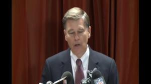 Lawyer: Former NFLer took 8 bullets in the back, wife shot 1st