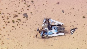 One dead after Virgin Galactic ship crashes
