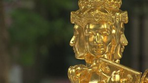 New shrine unveiled in Bangkok following bombing that killed 20