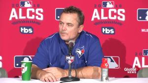 'We're still alive': Manager John Gibbons on Jays 5-1 win over Cleveland