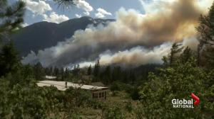 Wildfire weather in the West