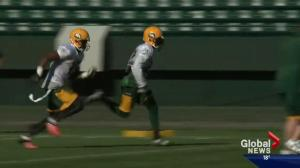 Eskimos blessed with stellar stable of running backs