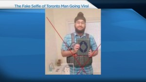 Toronto man's selfie altered to look like suicide bomber