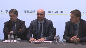 Belgium PM: 'We will remain united and together'