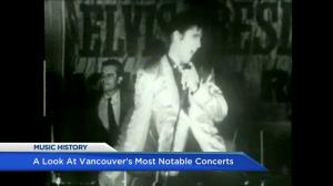 Looking back at Vancouver's most notable concerts