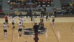 HIGHLIGHTS: University Volleyball Dinos vs Bisons – Jan. 20