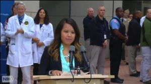 Nurse Nina Pham cured of Ebola