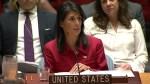 U.S. threatens military force against North Korea