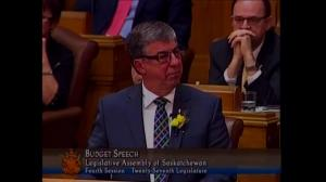 No tax increases for upcoming Saskatchewan budget