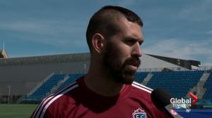 FC Edmonton: penalty kicks
