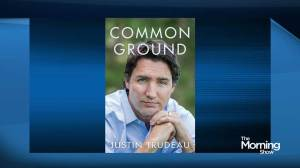 Justin on his new book and growing up in the Trudeau family