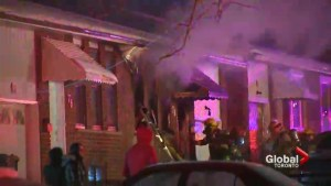 3 dead follwoing house fire in Brampton