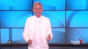 Ellen comes out…again