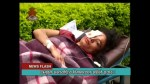 Footage of injured outside hospital after massive earthquake in Nepal