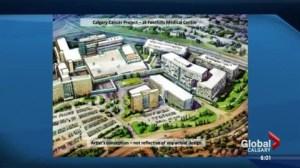 Calgary gets its cancer centre