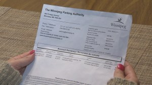 Woman sent invoice for parking tickets from 16 years ago