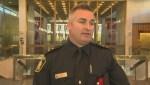 Winnipeg police constable emphasizes public safety in choice of escort for Ottawa Senators