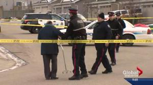 Man and woman found dead in west Edmonton home