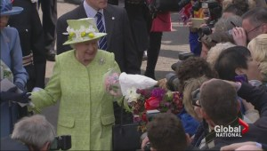 Fashion world adopts Queen Elizabeth II's style